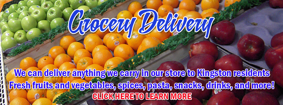 Kingston Ontario Grocery Delivery - Delivery to Kingston and the surrounding area!