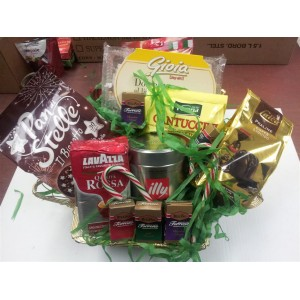 $75 Coffee Lover's Gift Basket